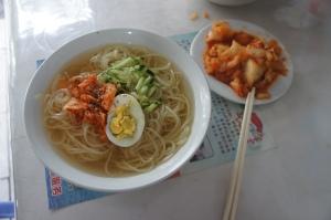 早餐—韓式冷麵