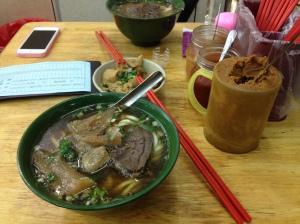 林東芳的牛肉麵