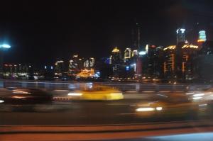 重慶夜景一瞥