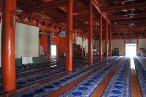 東關清真寺禮拜大堂