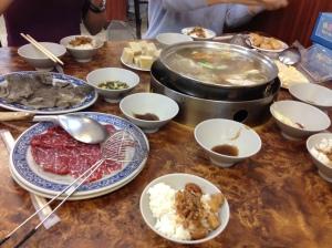 阿裕牛肉湯—一枱美味