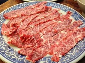 阿裕牛肉湯—精選牛肉1(台幣350)