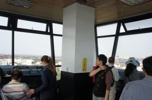 安平古堡—燈塔內瞭望台