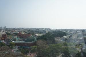 安平古堡—燈塔外望