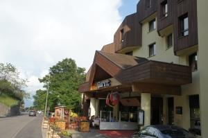 Dorint Beatenberg 酒店外觀