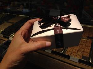 Sprungli - 盒裝與膠袋