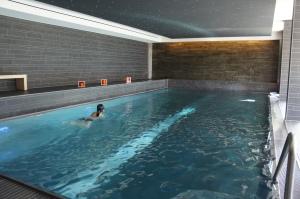 酒店室內泳池(2)