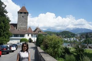 Speiz古堡(Schloss)