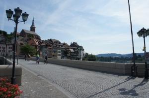 Laufenberg 從瑞士看德國