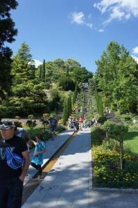 梅瑙島—意大利噴水池花園