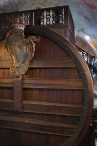 海德堡城堡內—啤酒桶