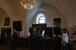海德堡城堡內—餐廳
