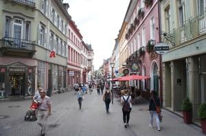 海德堡舊城區2