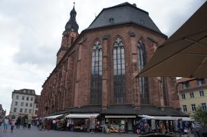 海德堡舊城區—教堂2