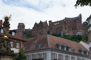 海德堡舊城區3
