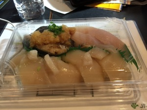 可能係最好吃的壽司宵夜(1229円)