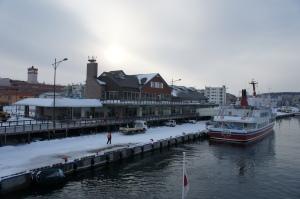 破冰船碼頭