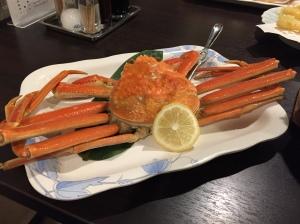 網走北海酒店晚餐(3)