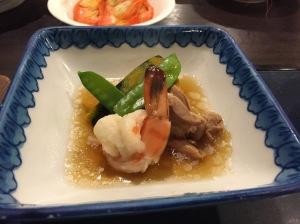 網走北海酒店晚餐(4)