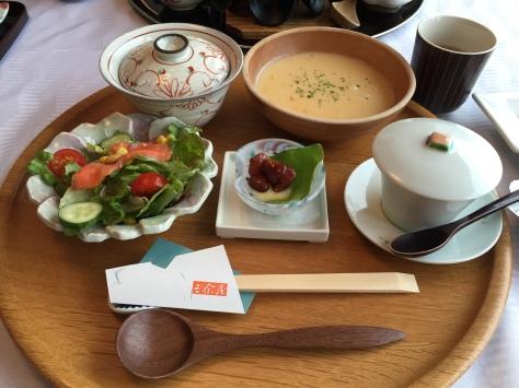 十勝三餘庵早餐(3)