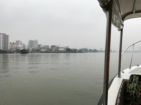 西貢河沿途風光