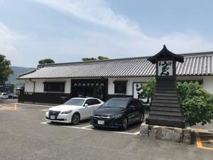 うどん本陣山田家本店 - 正門入口